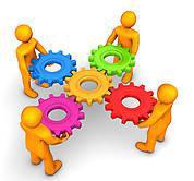 Colaborar é mais do que cooperar